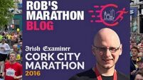Rob's Cork City Marathon Blog Week 12 - Your race day checklist