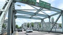 Road chaos over Cork bridge closure