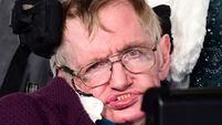 Stephen Hawking: I would consider assisted suicide if in great pain