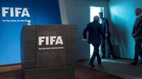 Departing Blatter presses on with Fifa plans