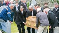 Thomas Ruttle funeral: 'Let our grief be a grief without bitterness'