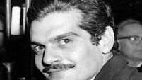 Homage to Omar Sharif as star dies aged 83