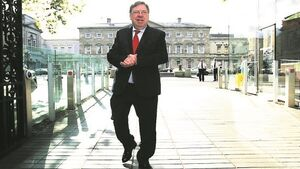 Banking Inquiry: Cowen attended Anglo function before taking office
