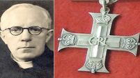 Chaplain's war bravery medal up for auction