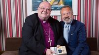 My tawdry tale is worse than the Old Testament, said the actor to the bishop as Graham Norton visits Bantry