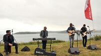 VIDEO: Kodaline takes Spike Island by surprise
