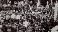 VIDEO: Quest to find the missing names of people in iconic O'Donovan Rossa funeral photograph