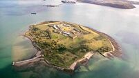 Spike Island opens to the public today and we look back at its darkest history