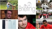 Lunchtime briefing: Lucan murder victim named locally; Row followed crash between number of cars. Catch up on the headlines