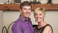 Daniel O'Donnell puts his best foot forward for 'Strictly Come Dancing'