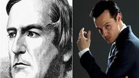 Elementary link between George Boole and Sherlock Holmes' nemesis Moriarty
