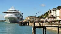 Cobh will welcome Aussie and Kiwi VIPs from cruise