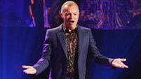 High-flier Graham Norton never forgets his Cork roots