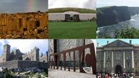 Six Irish spots make must-see tourist list