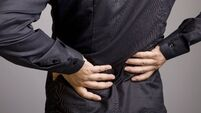 Walking 'can cure chronic back pain'