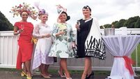 Dublin Horse Show: Judges are black and white in choice for best dressed lady