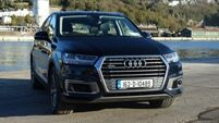 New Audi Q7 e-tron shows the beauty of a hybrid