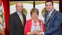 ICA news: Celeste delighted with award recognising 33 years of service