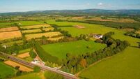 Property: Prime lands and a residence of prestige near Portlaoise