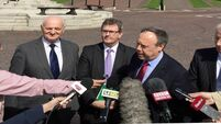 DUP to push for Sinn Féin expulsion from North powersharing government