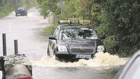PICS: Severe weather alert in place as floods wreak havoc