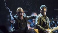 U2 announce Dublin and Belfast dates