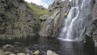 Canyoning expedition offers white-knuckle rides in Comeraghs Wild festival