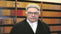 Criminal law judge Paul Carney dies