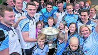 ALL-IRELAND FINAL - Dublin united in victory