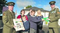 Carriganima pupils to fly Rising flag