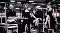 Corrs: 'It's like we were never away'