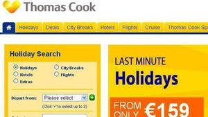 Mother slams ex Thomas Cook boss
