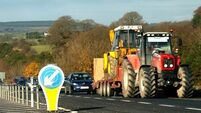 Quirky World: 'Dog in control of tractor' sparks motorway tailbacks
