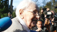 'Accountant of Auschwitz' admits moral guilt