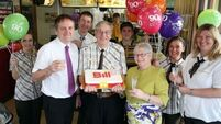Quirky World ... Old McDonald's colleagues chip in for 90th birthday
