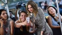 Cara Delevingne: Film role is not a fluke