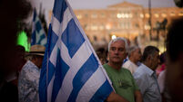 Greece's parliament votes for bailout