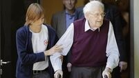 Auschwitz SS guard gets four years