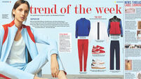 Trend of the week: Sporty Look