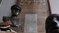 Tens of thousands Irish Revolution-era items still held by families