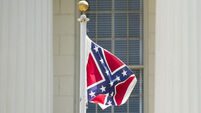 Future of Confederate flag on the line