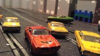 QUIRKY WORLD ... Poll position: 22% of adults still play with their toy cars