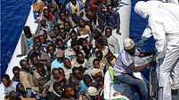 'No more migrants' vow Italian politicians