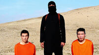 Islamic State demands $200m for lives of two Japanese hostages
