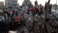Audit ordered after building collapse