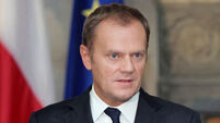 EU president Tusk pushes for sharing of airline data