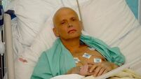 Ex-spy Litvinenko poisoned twice, inquiry told