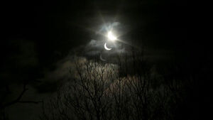 PHOTOS: The solar eclipse as it happened around Ireland