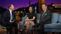 James Corden in US talk show debut