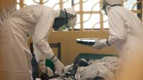 The battle continues as ebola threat 'is far from over'